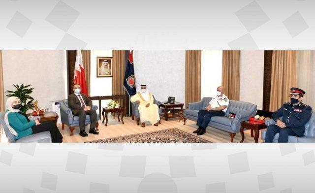 BahrainNOW.net | وزير الداخلية :لا توجد حاليا أي حالات قائمة بفيروس كورونا في