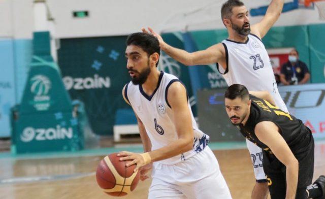 BahrainNOW.net | الأهلي يتغلب على النجمة ويتأهل لنهائي كأس خليفة بن سلمان لكرة السلة