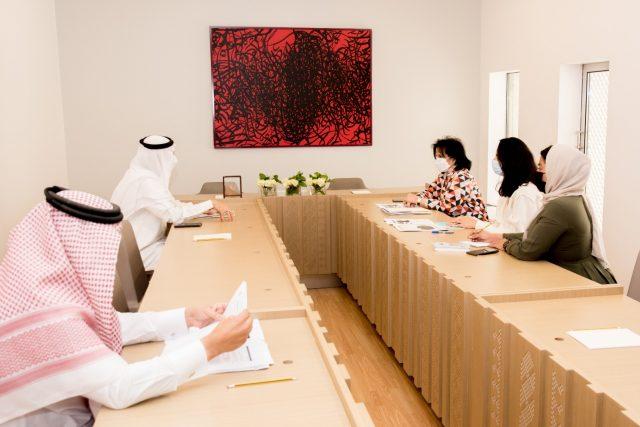 BahrainNOW.net | هيئة الثقافة تتعاون مع المجلس الأعلى للشؤون الإسلامية للحفاظ على مساجد البحرين التاريخية