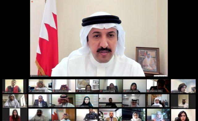 BahrainNOW.net | التنمية السياسية يستضيف وكيل وزارة الخارجية للشؤون السياسية في ورشة السياسية الخارجية البحرينية