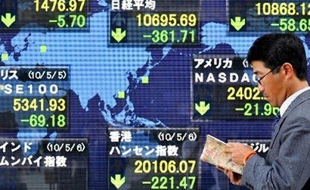 BahrainNOW.net | انخفاض مؤشرات الأسهم اليابانية في بورصة طوكيو