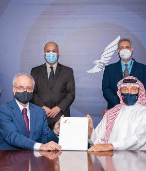 BahrainNOW.net | اخبار طيران الخليج تستكمل تدريباً افتراضياً للكوارث عن