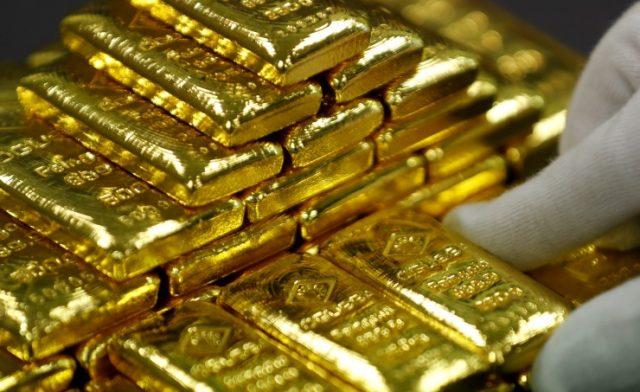 -BahrainNOW.net | الذهب يسجل صعوداً ايجابياً بفضل انخفاض الدولار وعوائد السندات الأمريكية