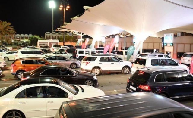BahrainNOW.net | جسر الملك فهد يشهد توافداً كبيراً للقادمين إلى البحرين