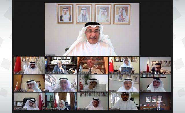BahrainNOW.net | معالي الشيخ خالد بن عبد الله: إحالة 5 مشاريع متعثرة إلى اللجنة القضائية بيعت وحداتها على الخريطة ولم يتسلم ملاكها وثائقهم