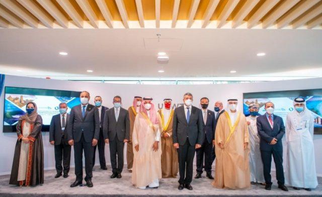 BahrainNOW.net   وزير الصناعة والتجارة والسياحة يشارك في حفل افتتاح المكتب الإقليمي لمنظمة السياحة العالمية في الرياض