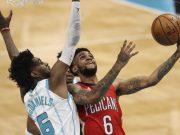 BahrainNOW.net | بليدسو يقود بليكانز للفوز على هورنتس ضمن دوري كرة السلة الأمريكي
