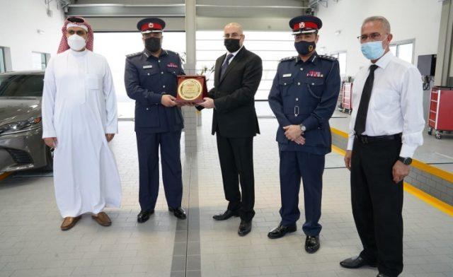 BAhrainNOW.net  تحت رعاية مدير عام المرور .. افتتاح المركز الخامس للفحص الفني بالرملي