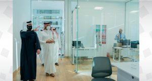 BahrainNOW.net | سمو الشيخ خالد بن حمد آل خليفة يفتتح المبنى الإداري الجديد لنادي الرفاع الشرقي