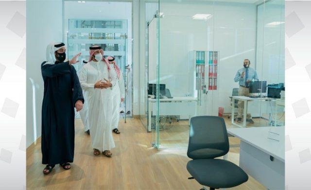 BahrainNOW.net   سمو الشيخ خالد بن حمد آل خليفة يفتتح المبنى الإداري الجديد لنادي الرفاع الشرقي