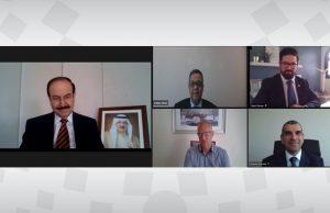 BahrainNOW.net   هيئة الطاقة المستدامة وشركة بريطانية تناقشان الفرص الاستثمارية في مشاريع الطاقة المتجددة