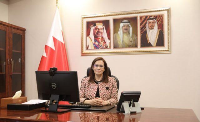 BahrainNOW.net | ابتسام الدلال: المرأة البحرينية حققت نجاحًا بارزًا كشريك أساسي في المسيرة التنموية