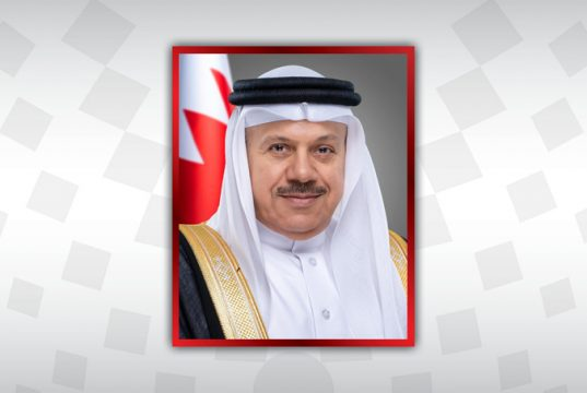 BahrainNOW.net   وزير الخارجية يؤكد أن مملكة البحرين تأمل أن تراعي دولة قطر في سياستها الخارجية وحدة شعوب الخليج العربي