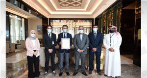 BahrainNOW.net | تكريم شركة مطار البحرين بجائزة السلامة الدولية 2021 من مجلس السلامة البريطاني