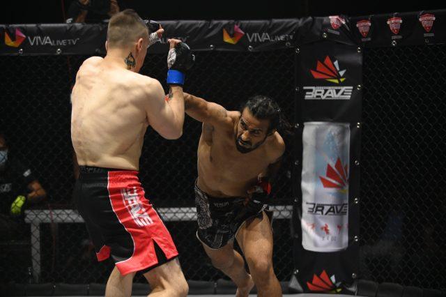 bahrainnow.net  بعد الفوز الساحق بالضربة القاضية في بطولة BRAVE CF الـ52... أحمد لبّان مُخاطباً البطل أمين أيّوب:
