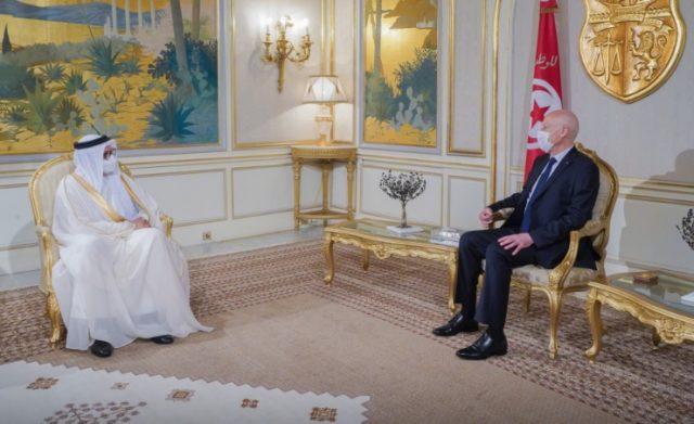bahrainnow.net |فخامة رئيس الجمهورية التونسية يستقبل وزير الخارجية
