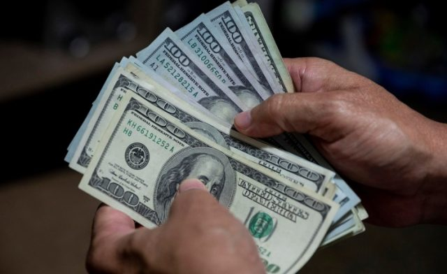 استقرار الدولار مع ترقب بيانات التضخم الامريكية