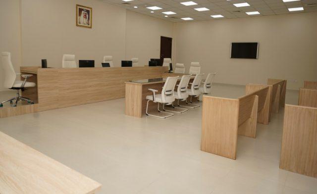 bahrainnow.net  الانتهاء من تجهيز مقر محاكم العدالة الإصلاحية