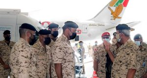 bahrainnow.net |القائد العام لقوة دفاع البحرين: تهيئة كافة الإمكانيات لدعم الأعمال الإنسانية والإغاثية على المستوى الدولي
