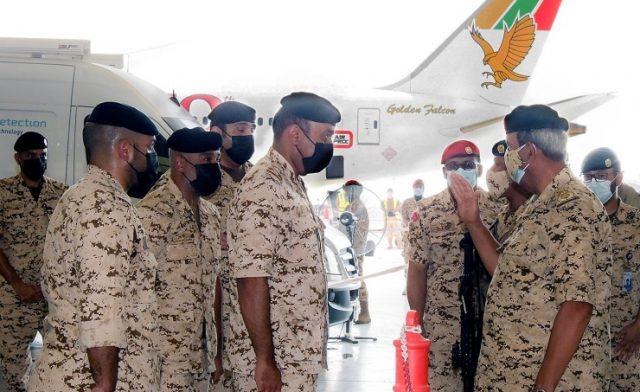 bahrainnow.net  القائد العام لقوة دفاع البحرين: تهيئة كافة الإمكانيات لدعم الأعمال الإنسانية والإغاثية على المستوى الدولي
