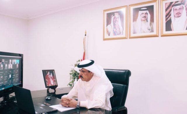 bahrainnow.net... |وزير التربية والتعليم يرعى الحفل الختامي لمبادرة تعزيز الابتكار وريادة الأعمال لأهداف التنمية المستدامة