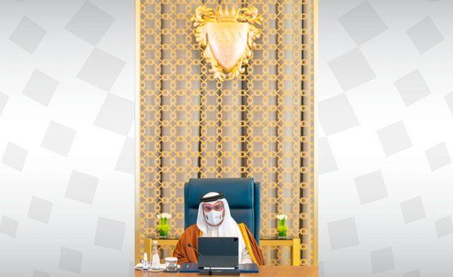 | سمو ولي العهد رئيس مجلس الوزراء يترأس الاجتماع الاعتيادي الأسبوعي لمجلس الوزراء_JBZ1316 copy-f61c000e-53a1-4044-8c98-fe38ea088cbe